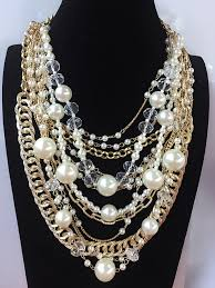 pearl necklace costume images Beautiful buy costume jewellery online jewellry 39 s website jpg