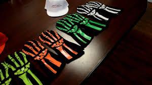 racerdirect net new rjs skeleton gloves youtube