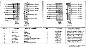 1996 ford probe stereo wiring diagram 1996 wiring diagrams