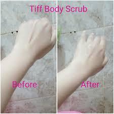 Scrub Tiff satvika s mind review product frank scrub tiff scrub