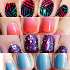 wacky nail art image collections nail art designs