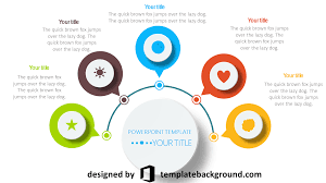 Free Fishbone Diagram Template Powerpoint by Free Swot Analysis Powerpoint Template With Cycle Matrix