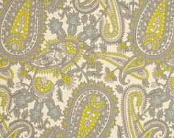 gray paisley sewing u0026 fiber etsy studio
