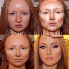 beauty trends face contouring makeup contours and face