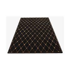 rugs uk modern modern elegance lh05 black rugs funky rugs uk designer