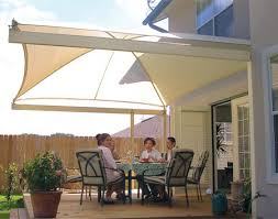 Sunshine Awning How To Shade Your Deck Or Patio Retractable Canopy Shade