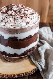 thanksgiving trifle recipes brownie trifle olivia u0027s cuisine