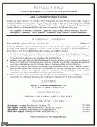 Paralegal Sample Resume Resume Resume Paralegal