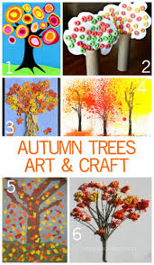 autumn art and craft project ideas for children of all ages