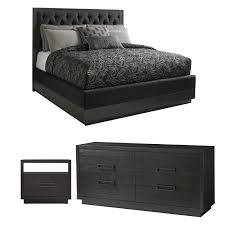 Lexington Carrera Bedroom Platform Customizable Bedroom Set - Laguna 5 piece bedroom set