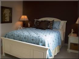 Blue Accent Wall Bedroom by Decoration Ideas Splendid Bedroom Home Interior Design Ideas With