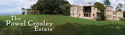 wedding venues sarasota fl the powel crosley estate sarasota fl simple weddings