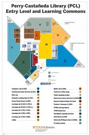 Computer Room Floor Plan Locations Guide University Of Texas Libraries