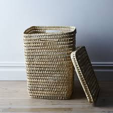 wicker laundry basket with lid paint u2014 sierra laundry fresh