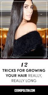 how to make your hair grow faster 12 natural hair growth tricks