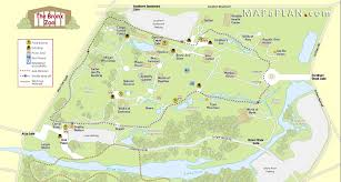 La Zoo Map Maps Of New York Top Tourist Attractions Free Printable