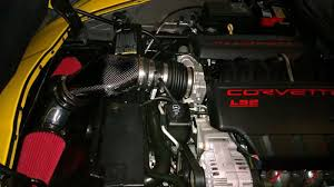 c6 corvette cold air intake does cold air intake change exhaust sound corvetteforum