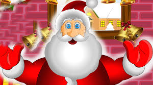 merry christmas jingle bells wallpapers santa claus is coming to town christmas songs for children