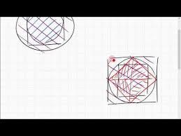 kreisberechnung fläche fläche kreis in viereck in kreis und umgekehrt skalierung