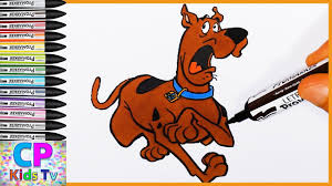 scooby doo coloring pages kids 3 scooby doo coloring
