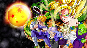 dbz backgrounds for desktop page 3 3 wallpaper wiki