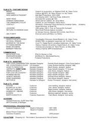 Film Resume Template Word Catchy Resume Objectives Examples Resume Template Pinterest