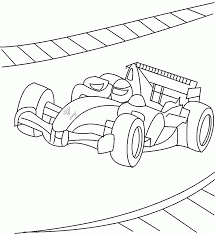 indy car coloring pages kids coloring