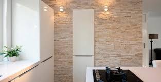 wall panels modern kitchen amsterdam by barroco