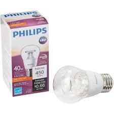 philips warm glow a15 medium dimmable led light bulb 462523 do