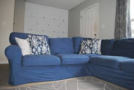Slipcover Sofa Pottery Barn by Slipcovers For Sectional Sofas Ikea Best Home Furniture Decoration
