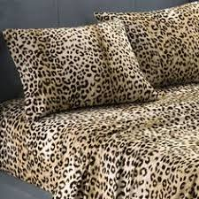 leopard print bed sheets animalprints for the bedroom leopard