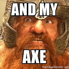 Christian Bale Axe Meme - and my axe meme my best of the funny meme