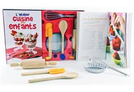 atelier cuisine pour enfants l atelier cuisine des enfants coffret laurence du tilly livre