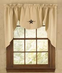 Lined Swag Curtains Country Style Drapes And Swags From Ihf And Park Designs