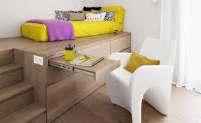 optimiser espace chambre lit sur le sol optimisation d espace le sol espaces