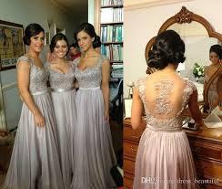 bridesmaid dresses on a budget zuhair murad v neck a line cap sleeve chiffon lace beaded