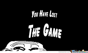 Meme The Game - you lost the game by raise meme center