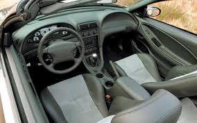 2004 mustang svt 2003 ford mustang svt cobra price review road test motor trend