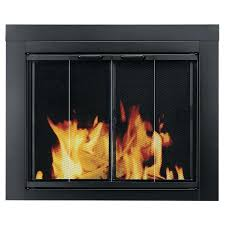 fireplace accessories home depot tools canada screens menards