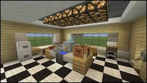 minecraft tutorial how to make a kitchen youtube