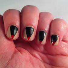 cool claws black nails cool black claws nails photo ideas summer nail