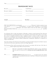 doc 12751650 promise to pay agreement template u2013 promise to pay