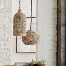Contemporary Pendant Lights by Amusing Macrame Pendant Light 27 In Contemporary Pendant Lights Uk