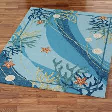 Coral Color Bathroom Rugs Amazing Coral Reef Area Rugs Home Design Ideas With Regard To Rug