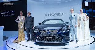 xe lexus hybrid lexus gây ấn tượng mạnh bằng công nghệ hybrid tiên phong