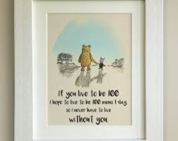 pooh bear etsy