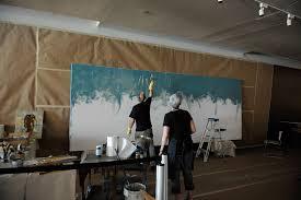 luke 14 mural revealed the blank canvas blog by hyatt moore painting mural