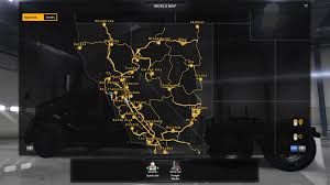 volvo locations 100 save game free cam ats american truck simulator mod ats mod