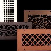 Decorative Return Air Grill Decorative Wall Vent Cover Cold Air Return