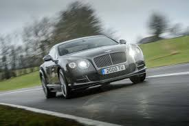 bentley 2015 2015 bentley continental gt speed hits 206 mph automobile